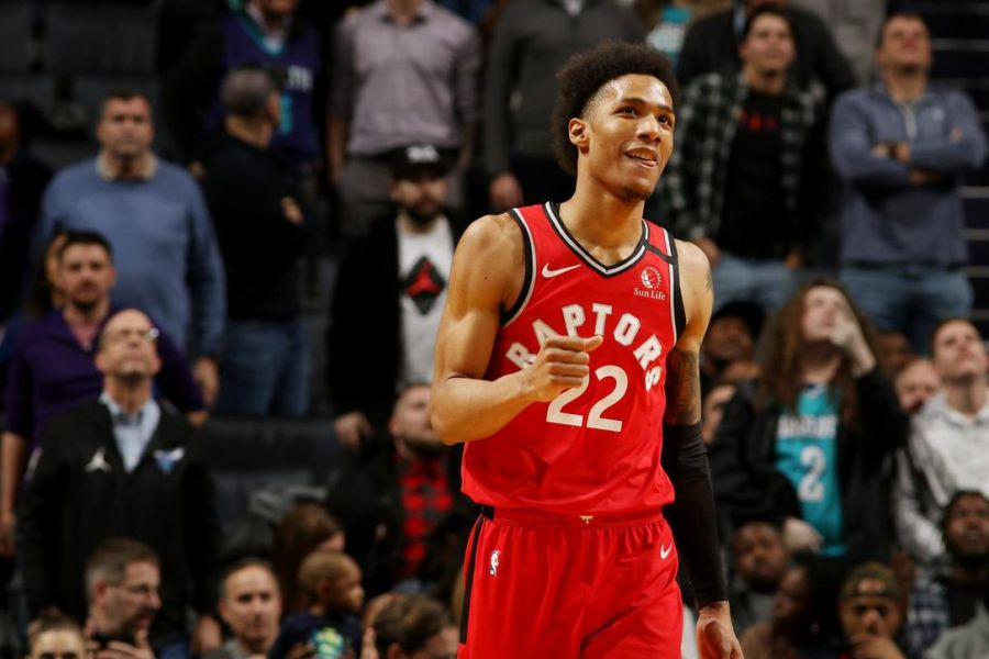 Raptors get the help they need from backup-turned-starter Patrick ...