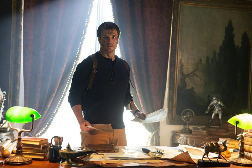 Nathan Fillion stars as Nathan Drake in a live action Uncharted fan film that its creators hope leads to something more.