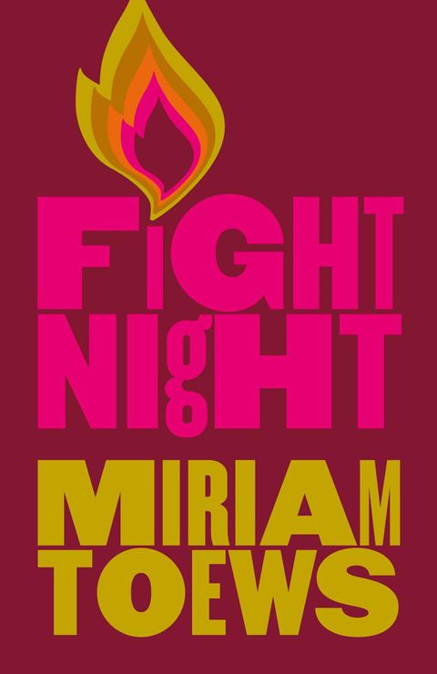 Fight Night by Miriam Toes