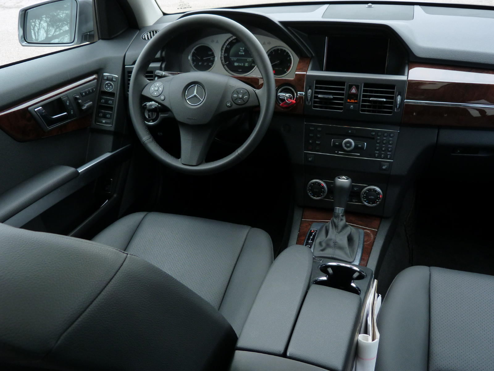 Review 2011 Mercedes Benz GLK350 The Truth About Cars