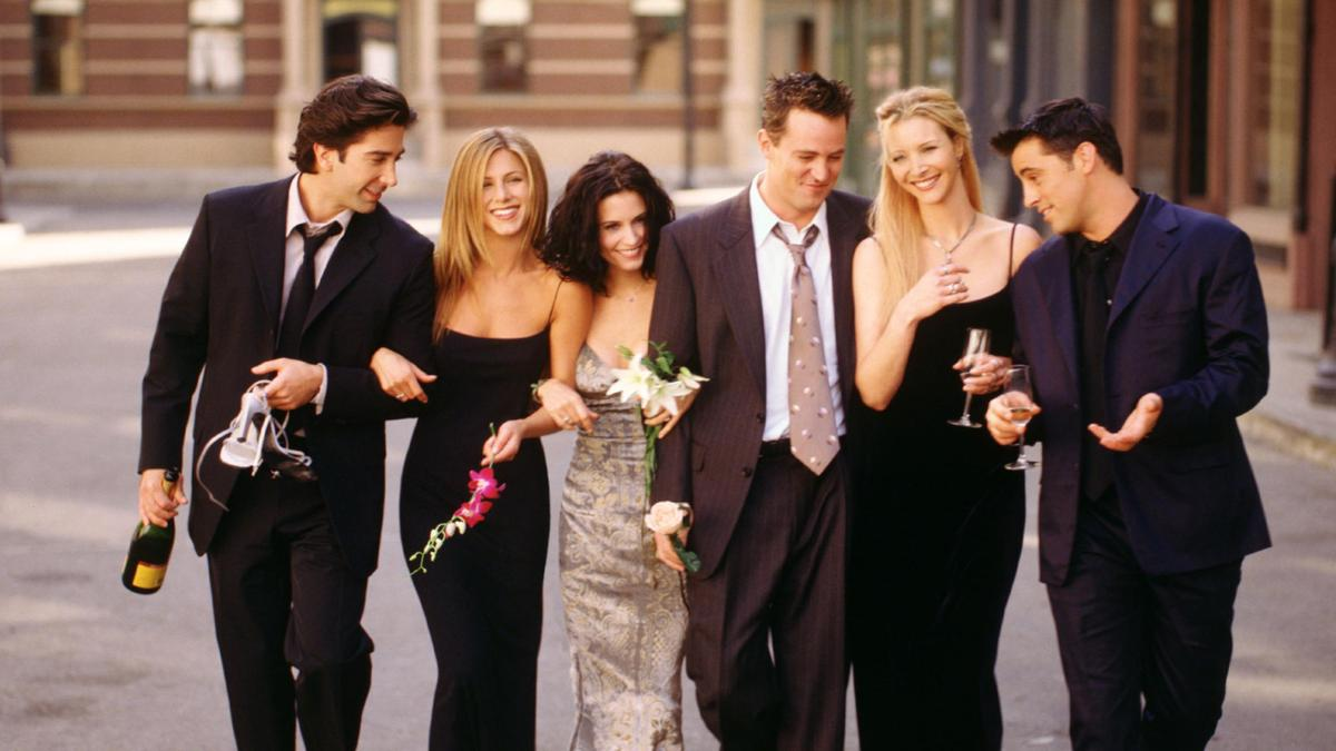 Friends star talks about shows controversial cast