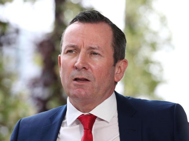 Premier Mark McGowan says the new contact-tracing system will start on Saturday, December 5.