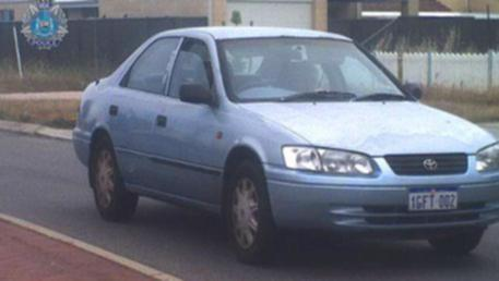 Police want to track down this car over the incident.