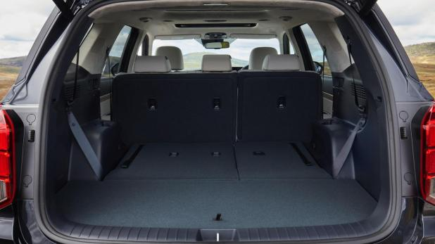 Access to the back is hassle-free.