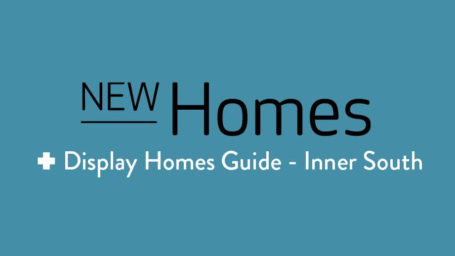 Display home guide  Inner South