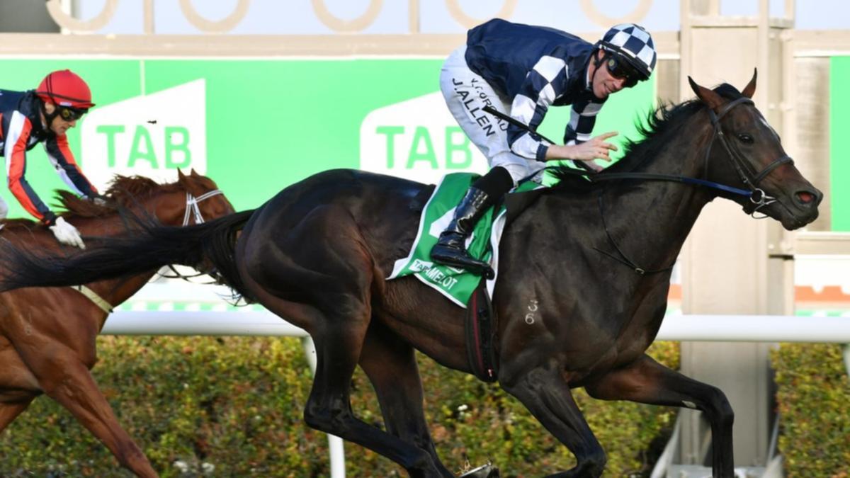 Russian Camelot beats Dalasan in SA Derby