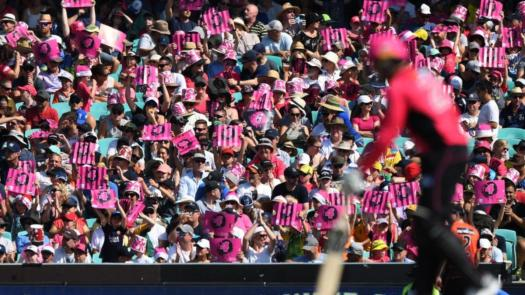 Crowd size increased for BBL final at SCG   The West ...