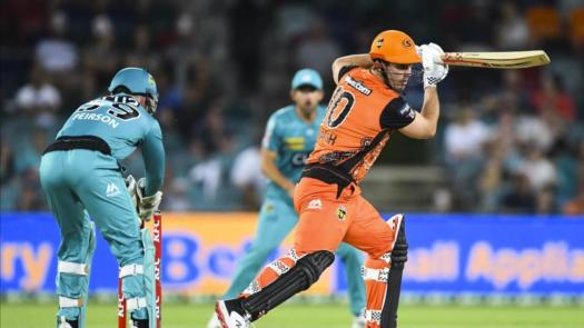 Heat need 200 in 18 overs to win BBL final   The West ...