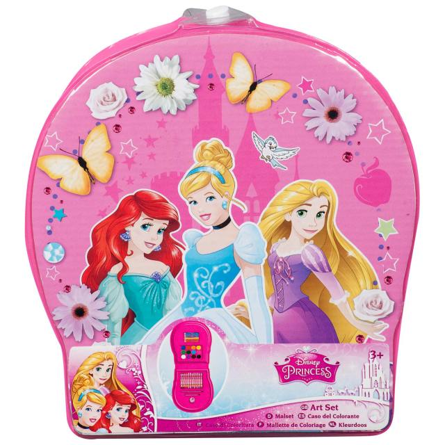Disney Princess Color Bag, 24dlg.  Thimble Toys
