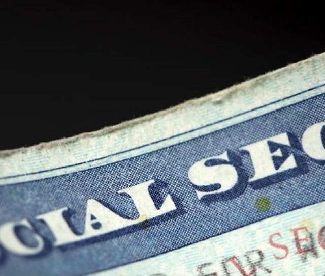 The Social Security Programs Old Age And Survivors Insurance Funds Will Be Exhausted In 2034 Just As 86 Million Beneficiaries Will Be Drawing From The