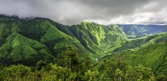 Shillong is a perfect monsoon destination in India