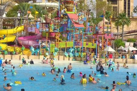 Unique Indoor Water Park Dubai