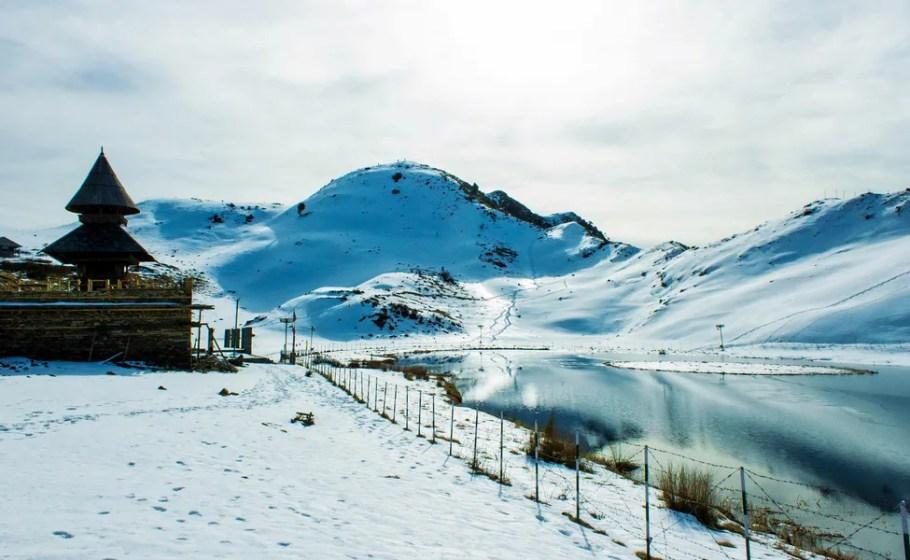 Image result for Prashar Lake