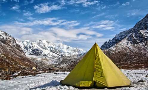 Kanchenjunga Base Camp Trek 2021, Sikkim | Book @ 10% Off