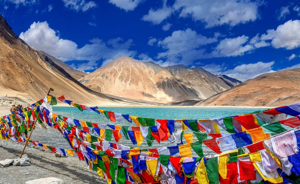 Image of the most beautiful place to visit in India ladakh