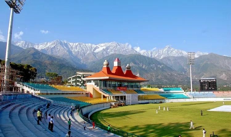 Watch a Cricket Match at HPCA Stadium