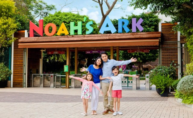 Noah's Ark in Hong Kong