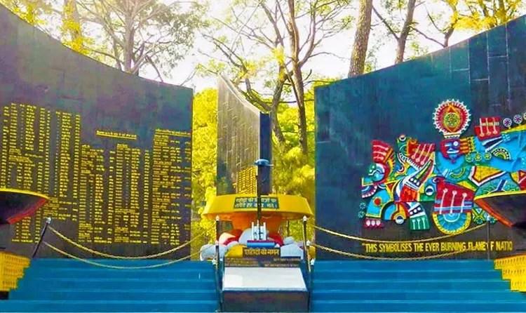 Dharamsala War Memorial