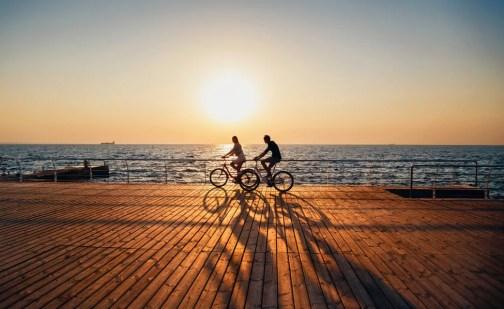 Full Day Beach & Backwater Cycling Tour In Kochi, Kerala