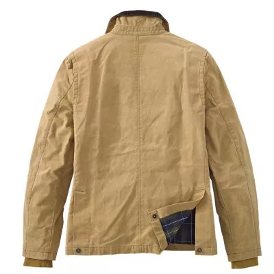 Mens Mount Lincoln Waxed Canvas Jacket Timberland US Store