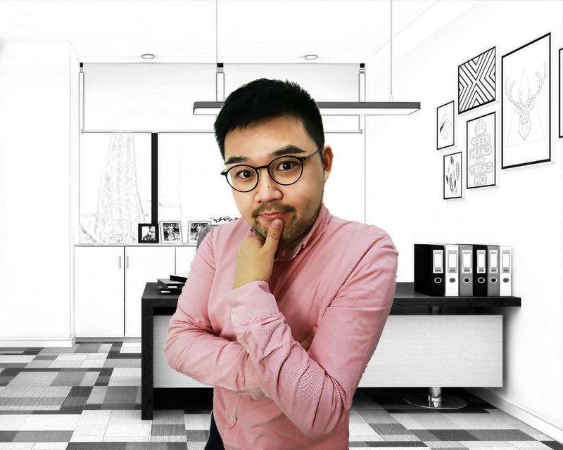 空间规划局创始人裴小川