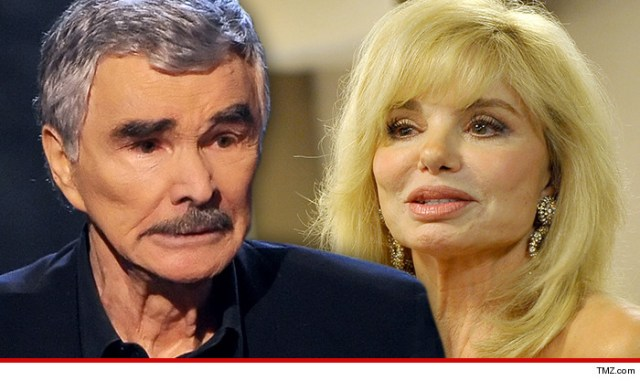 Burt Reynolds Has Finally Put His Divorce To Ex Wife Loni Anderson To Bed And It Only Took 22 Years