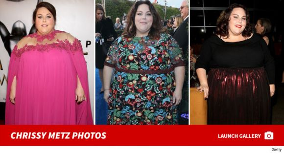 Chrissy Metz Says Her TV Weight Struggle Is Real-Life ...