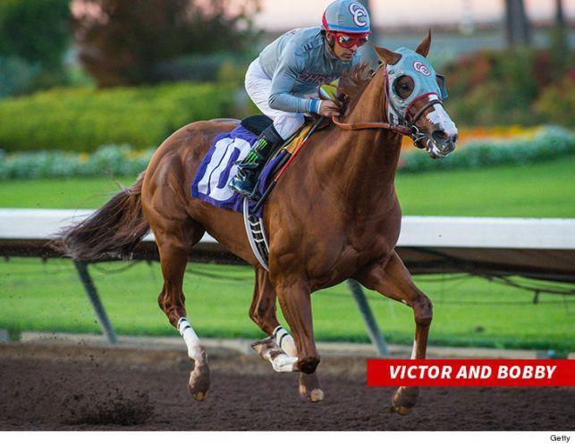 Jockey Victor Espinoza Injured After Horse Dies Training at Del Mar