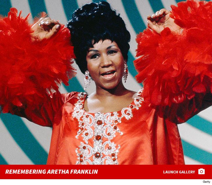Aretha Franlkin Dies at 76