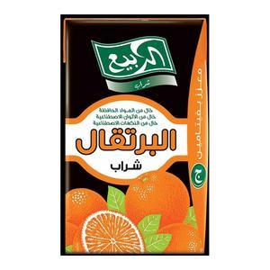 الربيع عصير برتقال 250 مل
