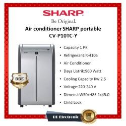 Jual Ac Portable Sharp Cv Murah Harga Terbaru 2021