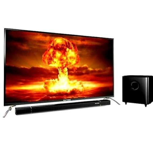 Jual Led Tv 55 Inch Polytron 55BU8850 Cinemax Soundbar DVB-S2 4k Uhd Tv -  Jakarta Utara - vixion home solution   Tokopedia