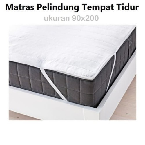 Jual Baru Ikea Pelindung Kasur Matras Mattress Cover Protector 90 X 200 Cm Kab Malang Xaji Tokopedia