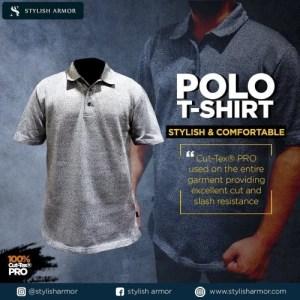 Bea Belanja Pakaian Kaos Polo Nihil