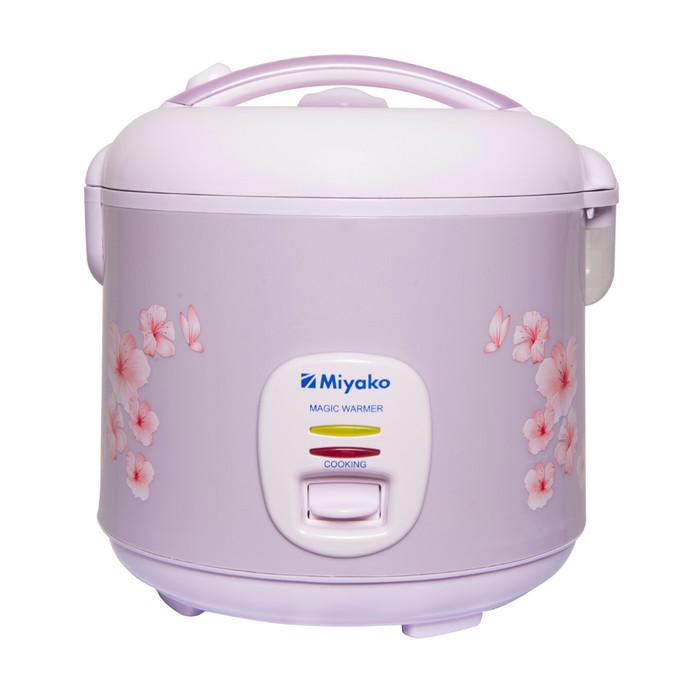 Jual Magic Com Miyako Rice Cooker Miyako Mcm 509 Jakarta Barat Vip Electronic Tokopedia