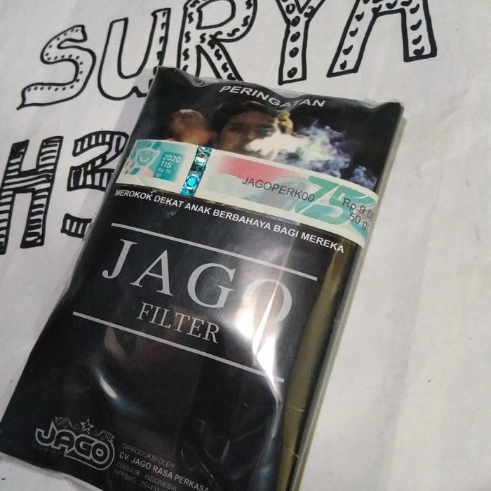 Jual Jago Rasa Kretek Magnum Hitam Filter Kab Ciamis Surya H3 Tokopedia