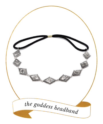 Hair Accessory Must-Have: The Goddess Headband