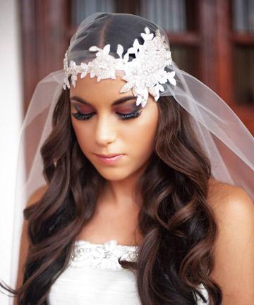 Beaded Bridal Headpiece For The Fashion Forward Bride 10