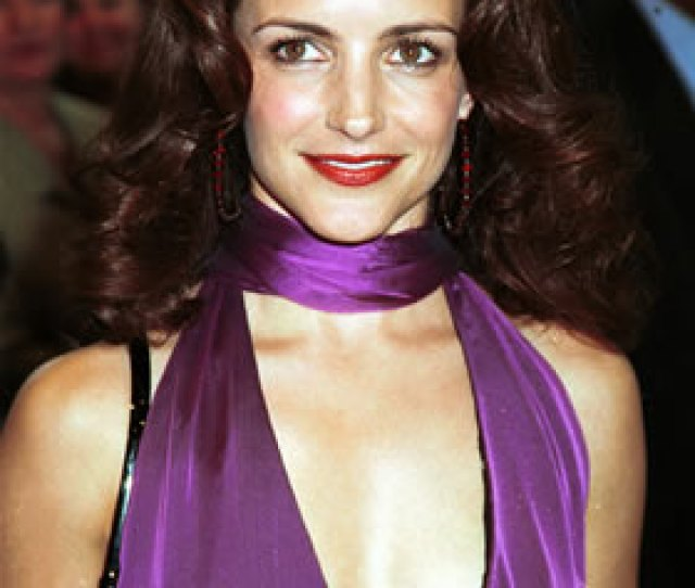 Worst Kristin Davis Best And Worst Looks Of Sex And The City Page 11