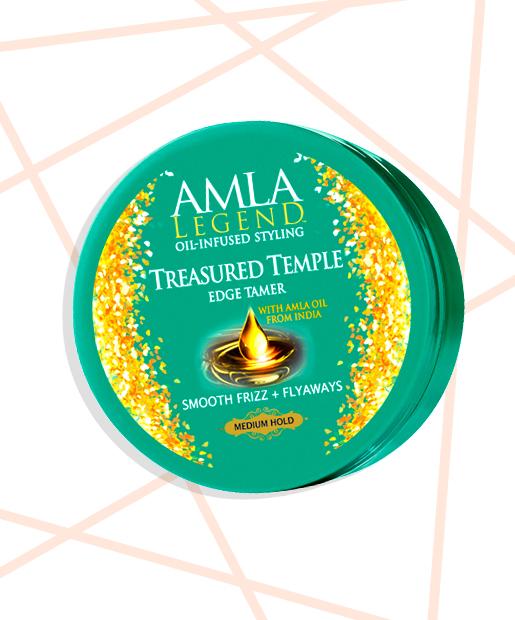 Optimum Salon Haircare Amla Legend Treasured Temple Edge