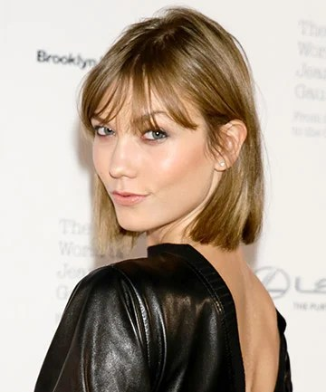 Karlie Kloss Fake Thickness And Volume With The Best