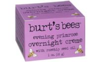 No. 13: Burt's Bees Evening Primrose Overnight Creme, $14.99