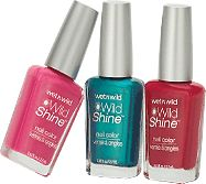 No. 2: Wet n Wild Wild Shine Nail Color, $.99