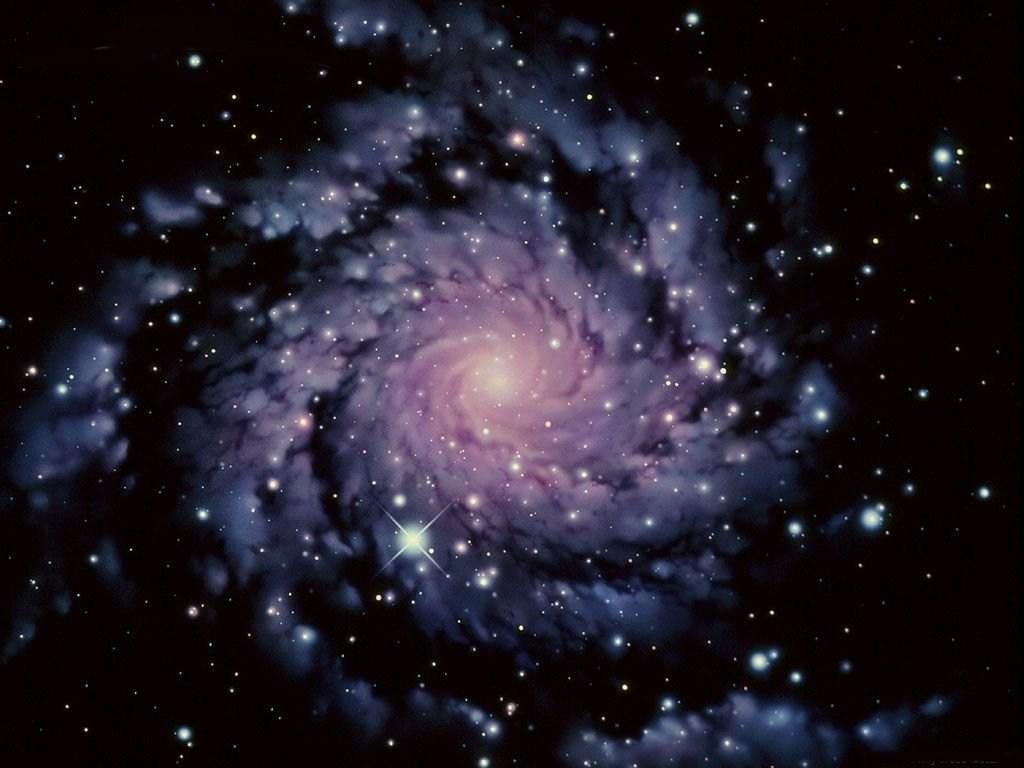 Image l'univers - espace planète univers