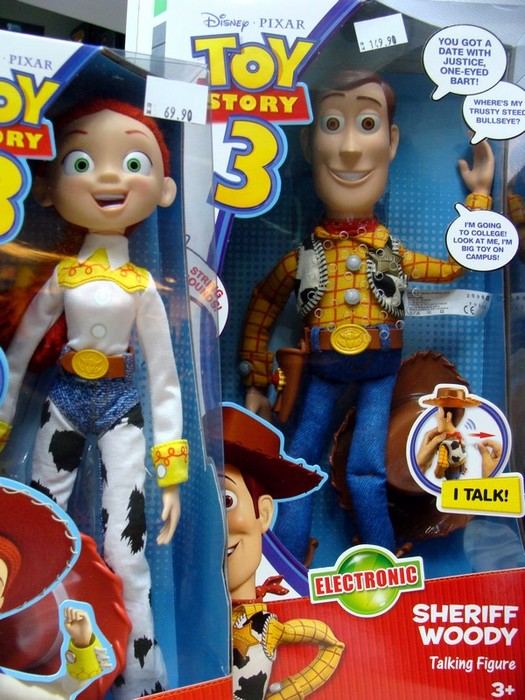 Thinkway Toy Story 2 Figures