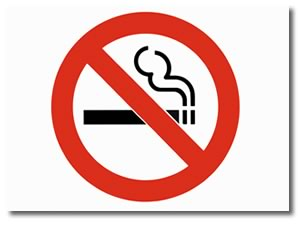 No smoking in Ohio workplaces