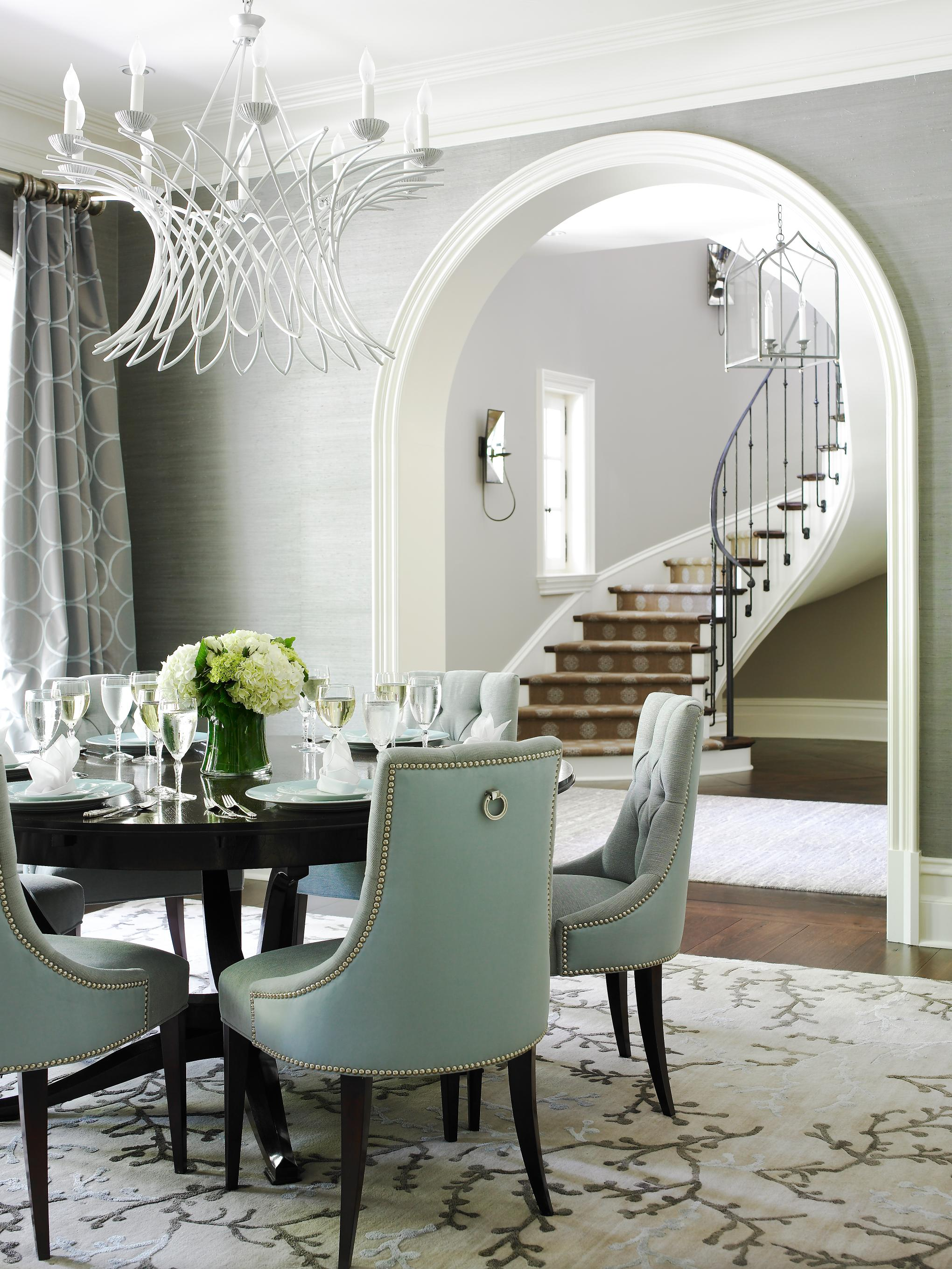 Elegant Dining Rooms   Traditional Home Elegant Dining Rooms