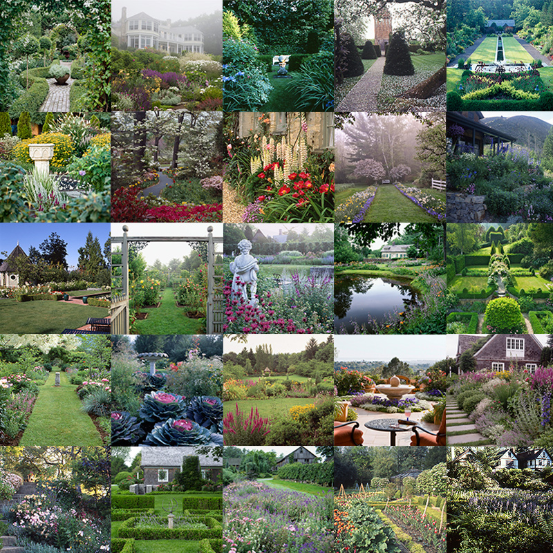 25 Years Of Beautiful Gardens Traditional Home