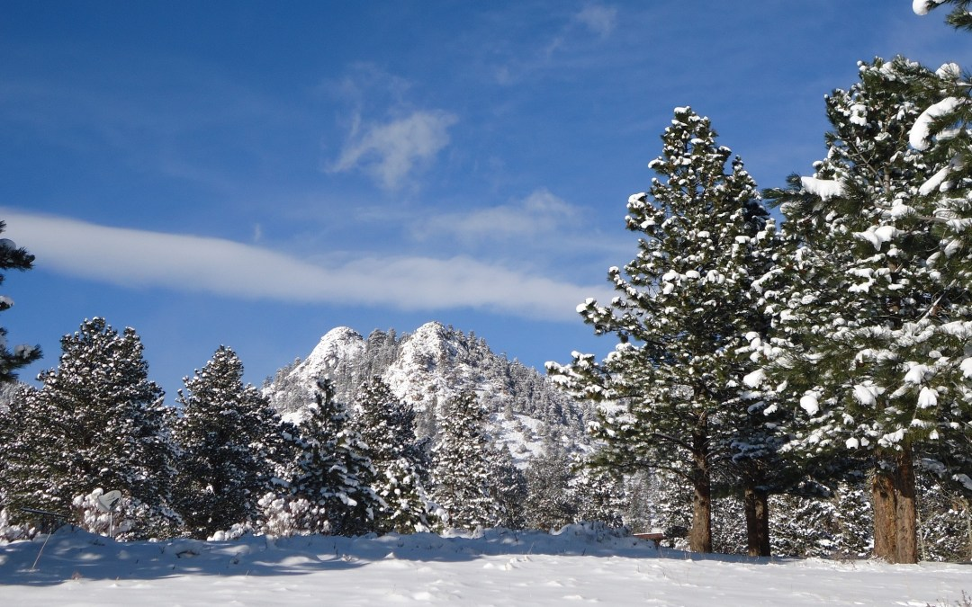 Rocky Mountain National Park Winter Hikes