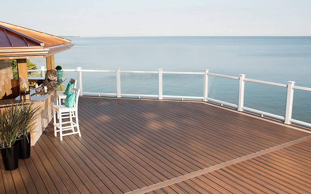 Trex Deck Railing
